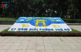 Nhiều hoạt động chào mừng 61 năm ngày Giải phóng Thủ đô