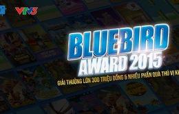 Giải thưởng Chim Xanh lần đầu lên sóng VTV3