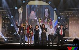 VTV phát lại lễ bế mạc và trao giải Liên hoan Truyền hình toàn quốc lần thứ 35