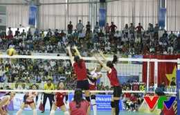 Việt Nam 1-3 CHDCND Triều Tiên: Cựu hậu VTV Cup xếp thứ 4 chung cuộc