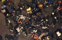 Nhân chứng vụ giẫm đạp tại Thượng Hải lên tiếng