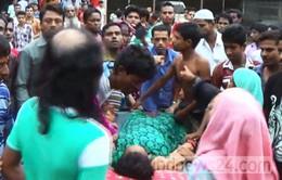 Giẫm đạp tại Bangladesh, ít nhất 24 người thiệt mạng