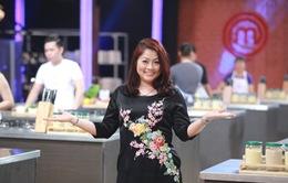 Vua đầu bếp Việt 2015: Giám khảo Tịnh Hải bất ngờ trước tài năng của Top 13