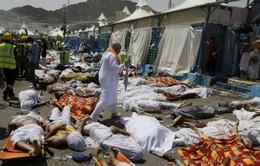 Ít nhất 5 vụ giẫm đạp gây thương vong lớn từng xảy ra tại lễ Hajj