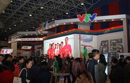 VTV tổ chức nhiều hoạt động hấp dẫn ở Hội báo Xuân 2015