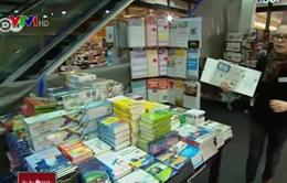 Sách là mặt hàng bán chạy nhất mùa Giáng sinh tại Đức