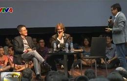 Gặp gỡ Giáo sư Toán học Ngô Bảo Châu và Cedric Villani