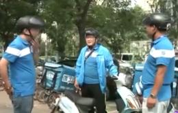 Bùng nổ dịch vụ giao đồ ăn tại Trung Quốc