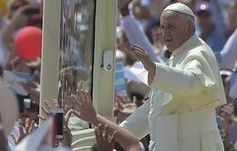 Giáo hoàng Francis công du Nam Mỹ