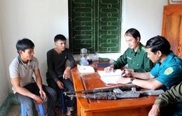 Hà Tĩnh: Thu hồi vũ khí, vật liệu nổ sót lại sau chiến tranh