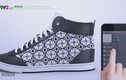 ShiftWear - Giày điều chỉnh hoạ tiết qua smartphone