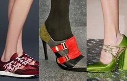 """""""Soi"""" những mẫu giầy mới tuyệt đẹp của năm 2015"""