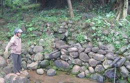 Trùng tu hệ thống giếng cổ hàng nghìn năm tuổi tại Quảng Trị
