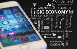Gig economy và khả năng định hình lại nền kinh tế