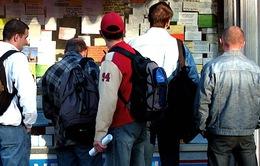 Báo động tình trạng nghèo đói trong giới trẻ ở châu Âu