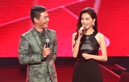 Cặp đôi MC Giọng hát Việt dẫn dắt BK Hoa hậu Hoàn vũ Việt Nam 2015