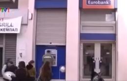 Người dân lo ngại Hy Lạp có thể rời khỏi Eurozone