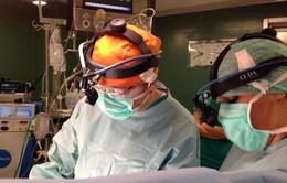 Ứng dụng Google Glass trong phẫu thuật tim mạch