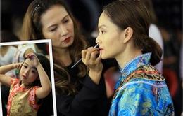 Gặp Tiểu Yến Tử - Dung mama trên sân khấu 'Gương mặt thân quen nhí 2015'