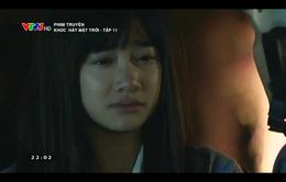 Khúc hát mặt trời - Tập 11: Nhã Phương khóc hết nước mắt trong vòng tay Quang Tuấn