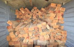 Đắk Lắk: Bắt hàng chục khối gỗ quý không rõ nguồn gốc