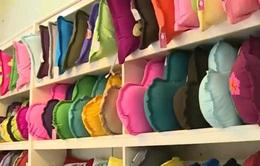 Công ty chuyên bán gối ôm và chuyện khởi nghiệp từ những miếng vải vụn