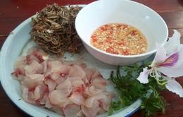 Ngon, lạ gỏi cá hoa chuối của người Thái miền Tây Bắc