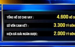 TP.HCM: Kiểm tra hồ sơ vay gói tín dụng 30.000 tỷ đồng