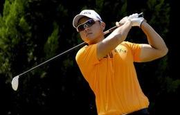 Trần Lê Duy Nhất gây ấn tượng mạnh tại giải golf Hồ Tràm Open