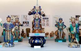 """Triển lãm """"Gốm Nam Bộ và cổ vật trong các sưu tập tư nhân"""""""