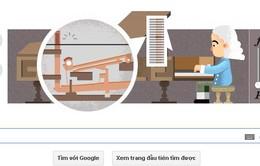 Google kỷ niệm sinh nhật thứ 360 của người phát minh ra đàn piano