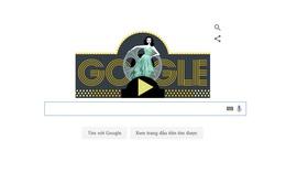 Google thay áo kỷ niệm ngày sinh nữ minh tinh Hedy Lamarr