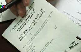 Một số lưu ý khi sử dụng giấy phép lái xe quốc tế