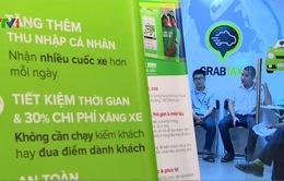 Một số hãng taxi cấm nhân viên dùng ứng dụng Grab Taxi