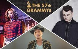 Grammy 2015 - Sam Smith giành giải Ghi âm của năm