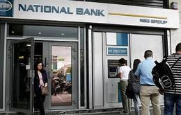 Hy Lạp mở cửa trở lại các ngân hàng