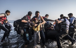Người tị nạn gia tăng trên các đảo của Hy Lạp