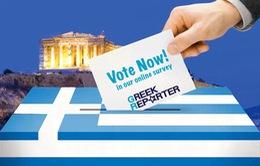 Trưng cầu dân ý tại Hy Lạp: Gay cấn đến phút chót