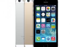 iPhone 4 inch mới sẽ có thiết kế giống iPhone 5S?