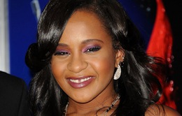 Con gái Whitney Houston khó qua khỏi