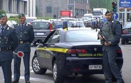 Italy bắt hơn 40 người trong chiến dịch truy quét mafia