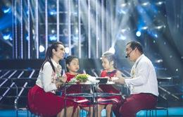 Minh Khang - Thúy Hạnh đưa tổ ấm ngọt ngào đến Bữa trưa vui vẻ