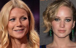 Gwyneth Paltrow ghen tuông với Jennifer Lawrence