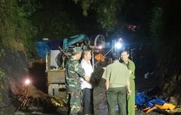 Tìm thấy nạn nhân thứ 3 trong vụ sập hầm ở Hòa Bình