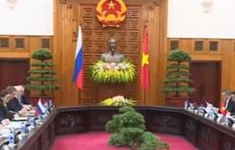 Tăng cường hợp tác Việt Nam - LB Nga