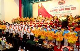 Đại hội Đảng bộ tỉnh Hà Nam