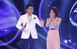 """Vietnam Idol 2015: Hà Nhi khóc khi được BGK """"cứu"""" vào phút chót"""
