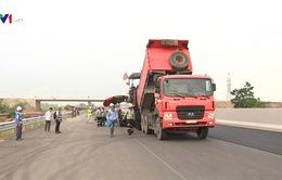 Tháng 9, thông xe 75 km tuyến cao tốc Hà Nội - Hải Phòng