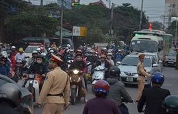 Hà Nội: Tạm cấm xe trên 40 tuyến phố trong dịp lễ 2/9