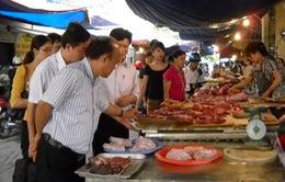 Hà Nội yêu cầu kiểm tra an toàn thực phẩm 3 lần/tuần